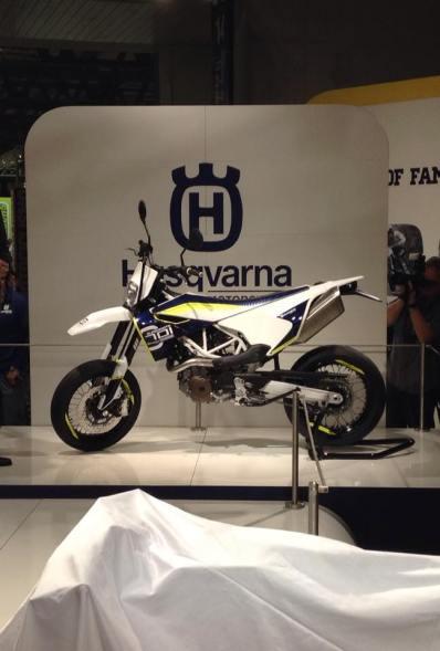 Husqvarna 701 Super Too