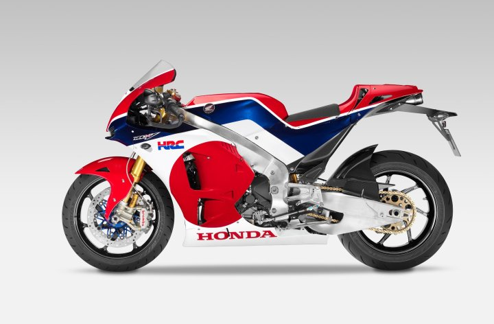 Honda shows off RC213V-S prototype, adventure prototype – with photos!