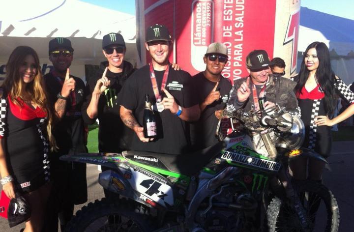 Kawasaki wins Baja 1000
