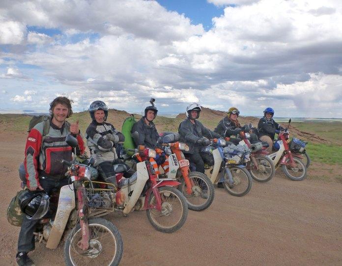 Mongolia-crew