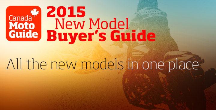 New Model Buyer's Guide 2015