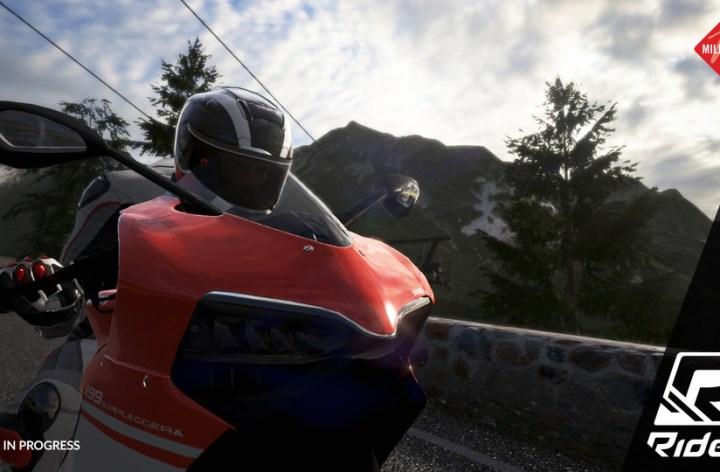 Un nouveau simulateur de moto