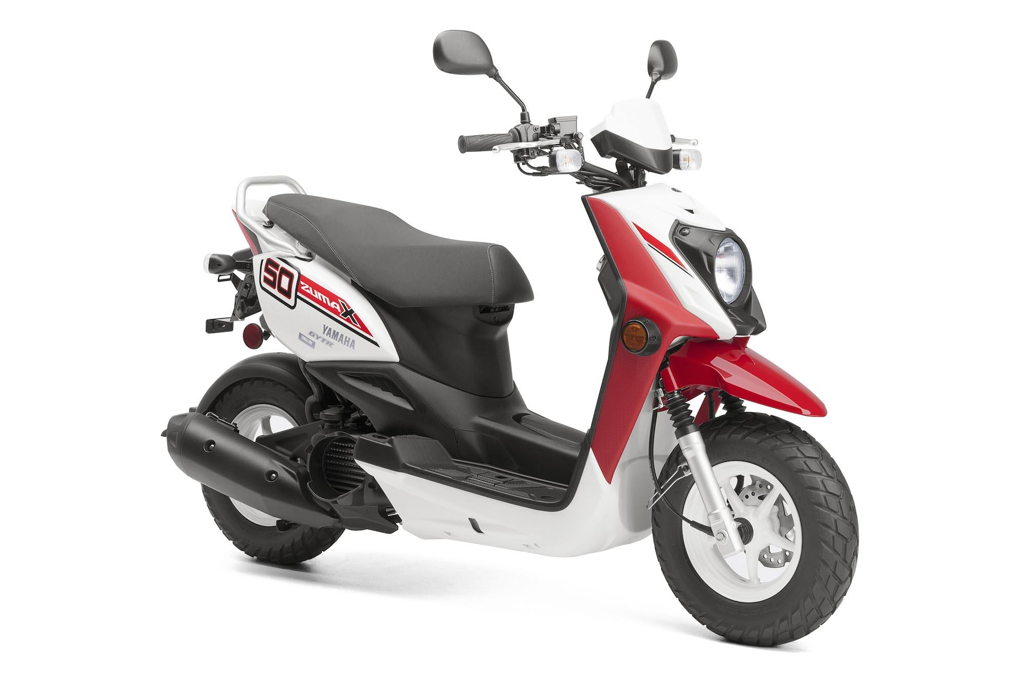Used Yamaha Zuma