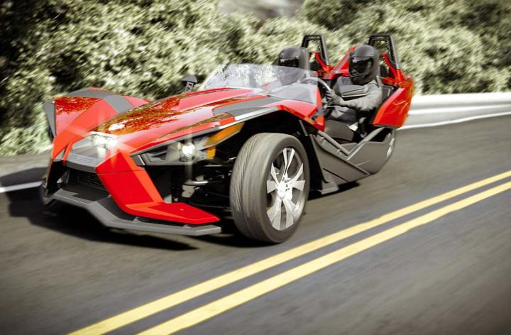 Polaris Slingshot: Stop sales, stop riding