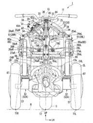 Honda patent 2