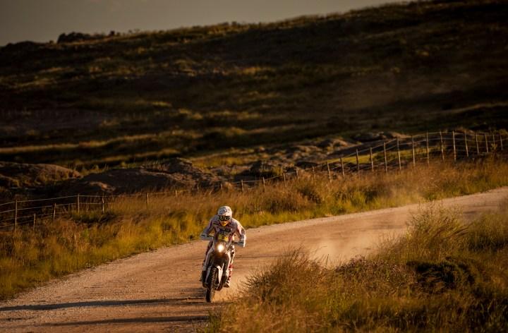 Video: Dakar motorcycle highlights