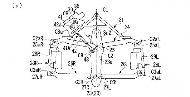 honda patent 1