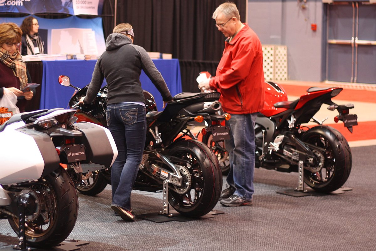 Win a Euro riding trip at Toronto Motorcycle Show