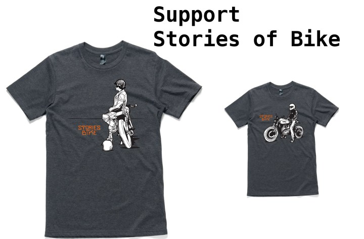 Help out Stories of Bike
