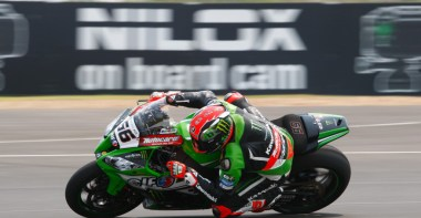 Tom Sykes narrowly missed the championship last year, but he's a bit further out of the chase for the 2015 title at this point. There's plenty of time left, though.