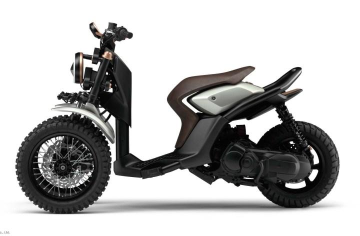 Yamaha three-wheeler concepts break cover