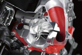 Supercharger-cutaway