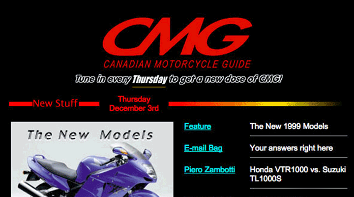 CMG is 19 this month!