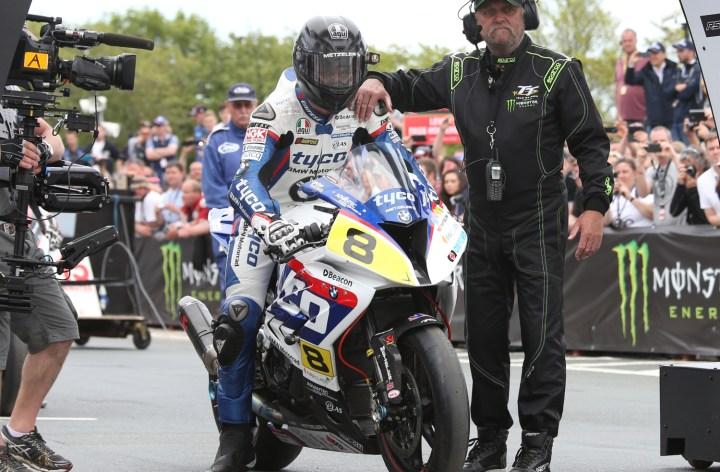 Guy Martin to miss the Isle of Man TT