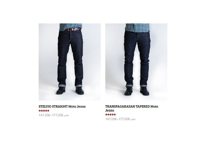 How safe are motorcycle jeans? | Canada Moto Guide