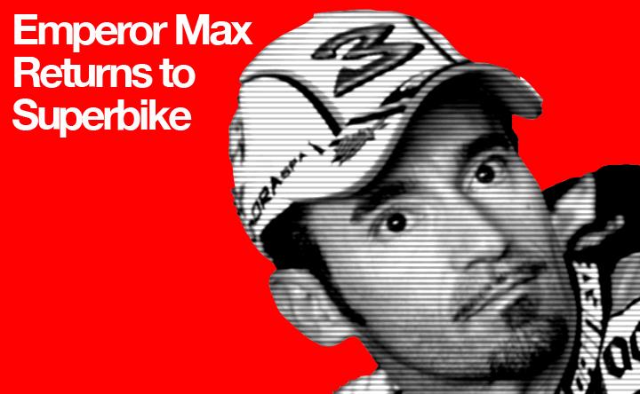 Max Biaggi Returns to SBK Racing in Force