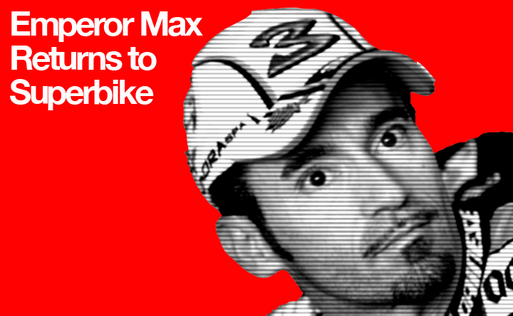 Max Biaggi Returns to SBK Racing in Force