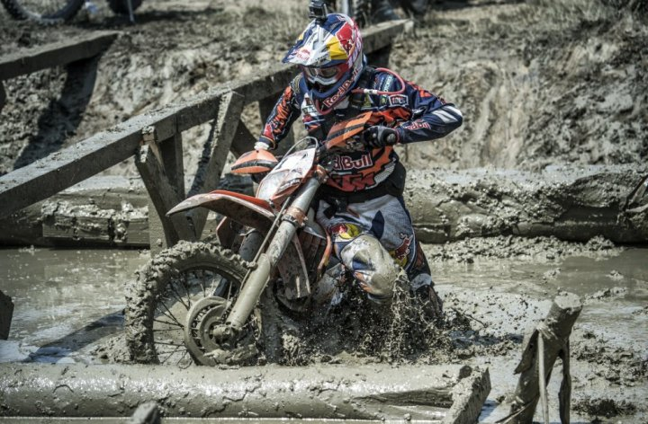Walker wins Red Bull Romaniacs