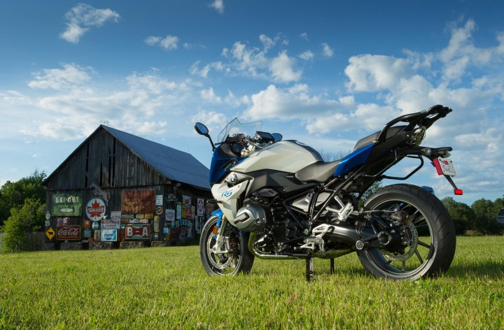 Launch: R1200RS