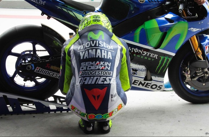 Valentino Rossi is getting his own video game