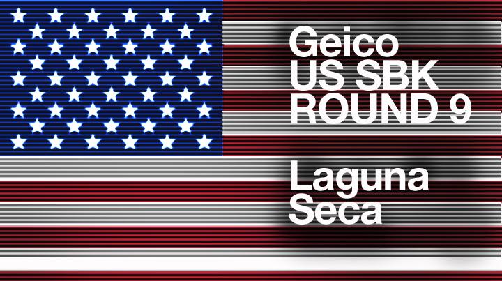 SBK – Round 9 Laguna Seca Race Results