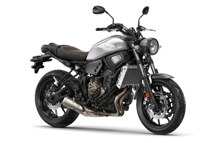 Video: Meet the new Yamaha XSR700