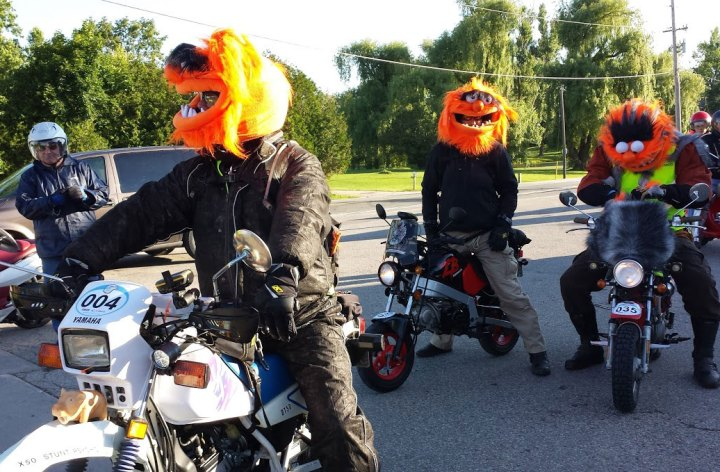 The 2015 Mad Bastard Scooter Rally – a rider's perspective