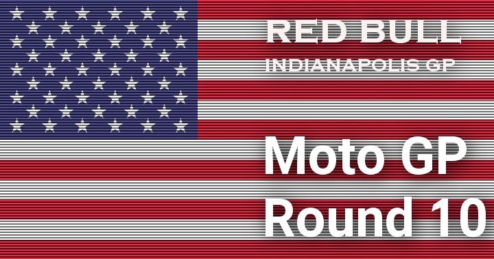 MotoGP – GoPro Indianapolis GP – Race Results