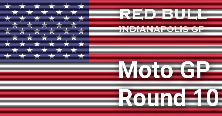 MotoGP – GoPro Indianapolis GP – Race Results
