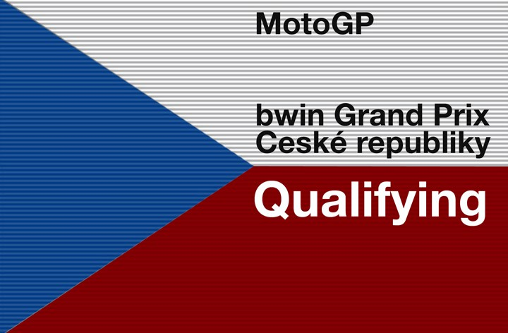 MotoGP Round 11 Qualifying – Grand Prix Ceské Republiky