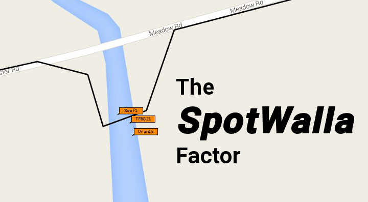 Fundy Adventure Rally: The SpotWalla factor