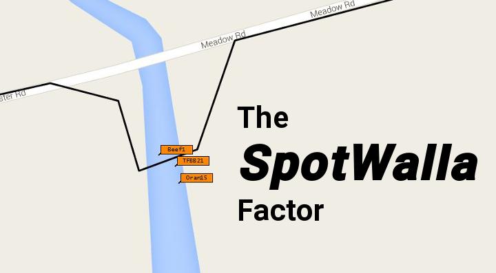 Fundy Adventure Rally: The SpotWalla factor
