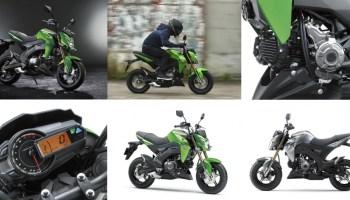 Kawasaki Z125 Pro Is Coming To Canada