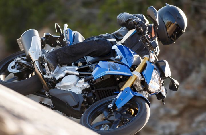 BMW G310R finally arrives
