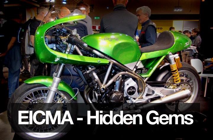 EICMA – Hidden gems