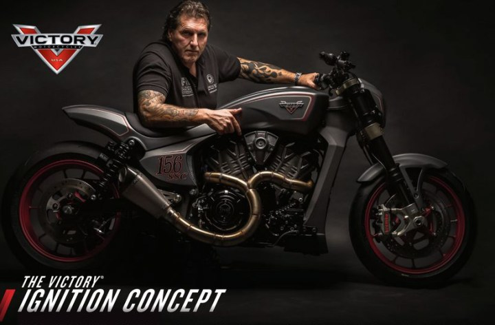 Victory confirms Project 156 will end up as a production model, sort of