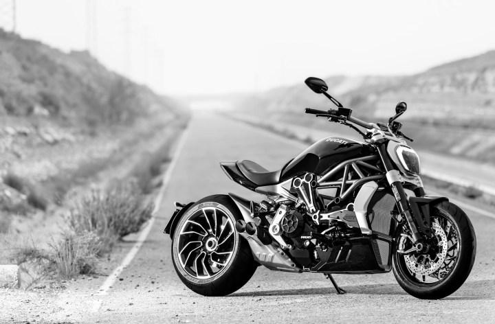 EICMA: Ducati XDiavel details