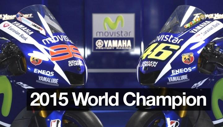 MotoGP – 2015 Season Finale in Valencia, Spain