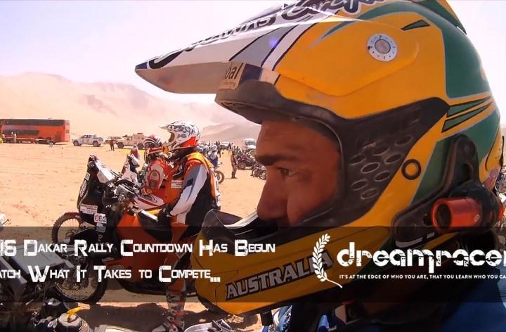 Prepare for Dakar by watching Dream Racer