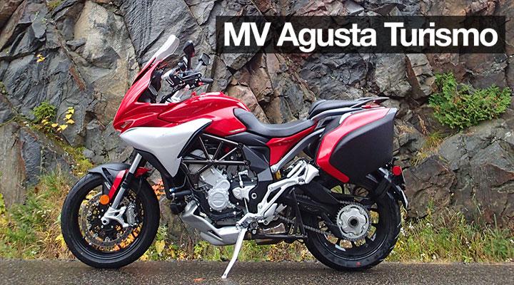 Quickie: MV Agusta Turismo