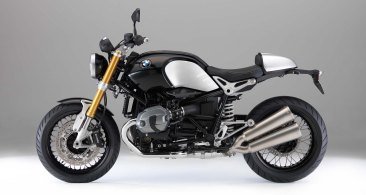 The BMW RnineT Roadster ...