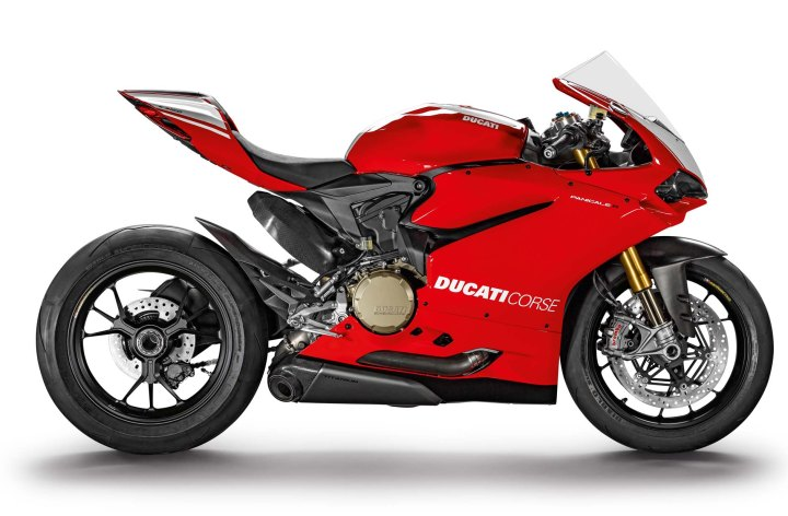 Ducati recall