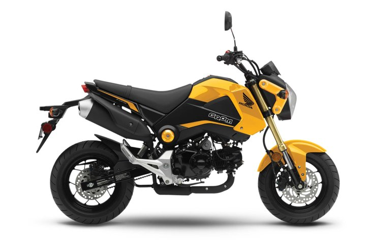 Are Grom-based Monkey and Cub bikes coming soon?