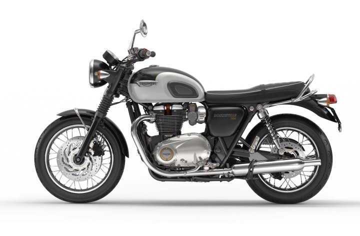 Last year, Triumph set all-time sales records