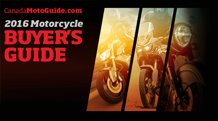 CMG Motorcycle Buyer's Guide update #2