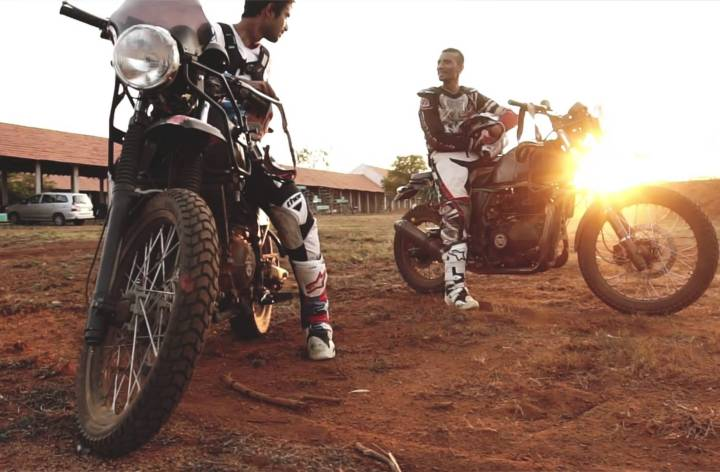 Video: Here's your Royal Enfield Himalayan