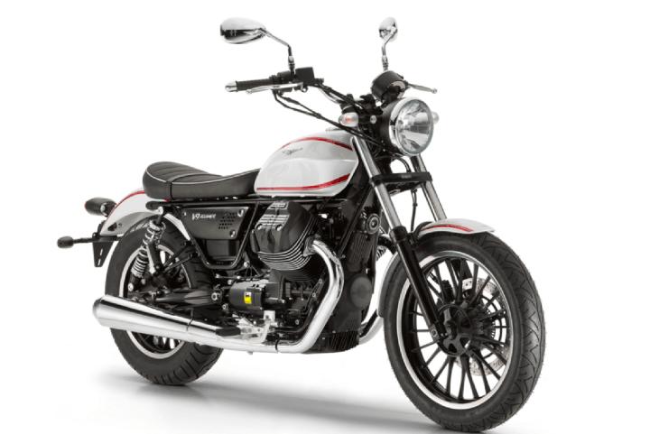 Moto Guzzi recall