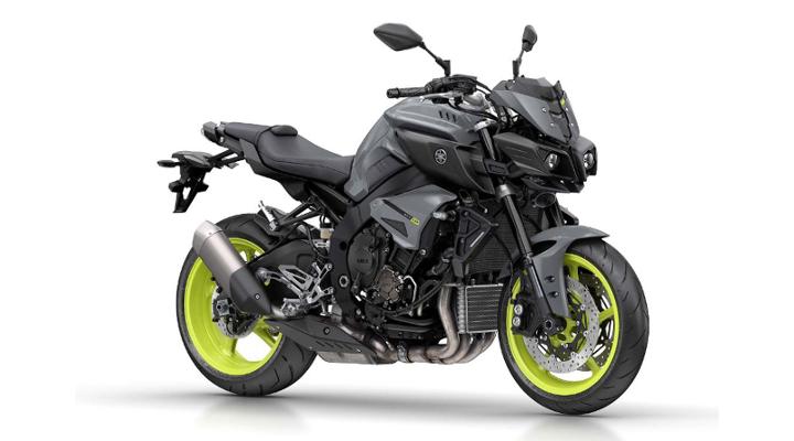 Yamaha FZ-10 MSRP revealed