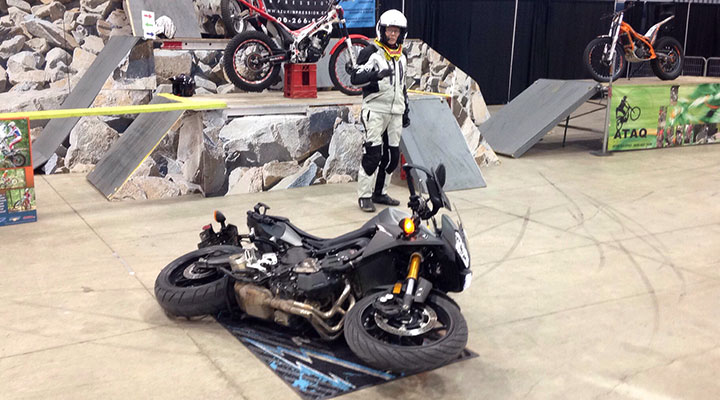 Edmonton's Motorcycle & ATV Show runs this weekend!