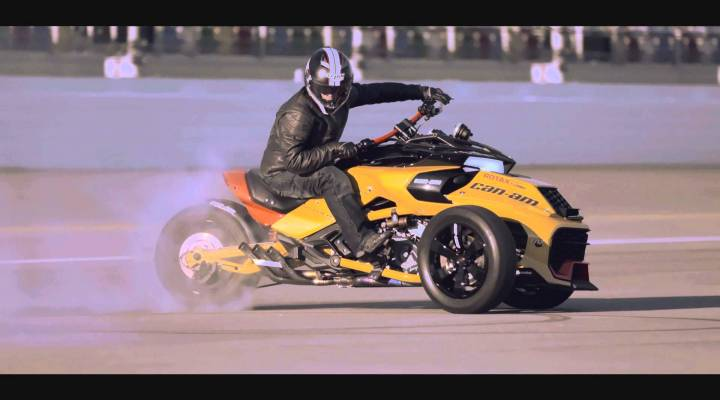 Can-Am unveils turbocharged concept Spyder